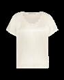 Aaiko blouse VEERNE PES 523 in het Wit