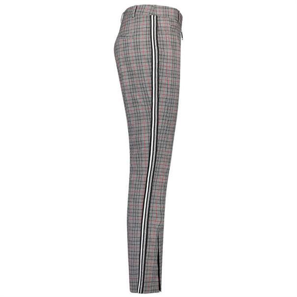 Aaiko broeken carillo in het Zwart / Wit