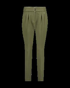 Aaiko broeken LYATT WO 577 in het Licht Groen