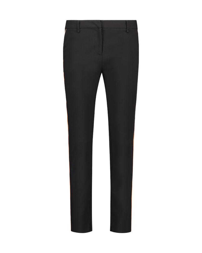 Smit Mode:  Aaiko broeken PARINAS VIS 543 in het Zwart