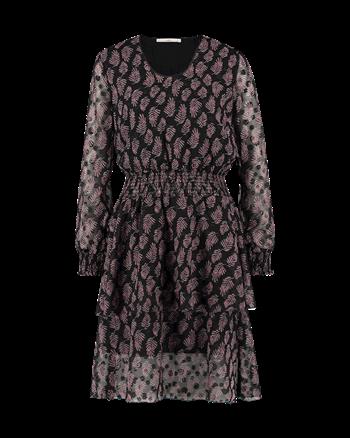 Aaiko jurk CAIRA PES 637 in het Zwart