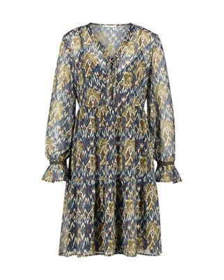 Aaiko jurk ISABEL PES 527 in het Taupe