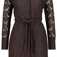 Aaiko jurk LADINA CO 525 in het Rood