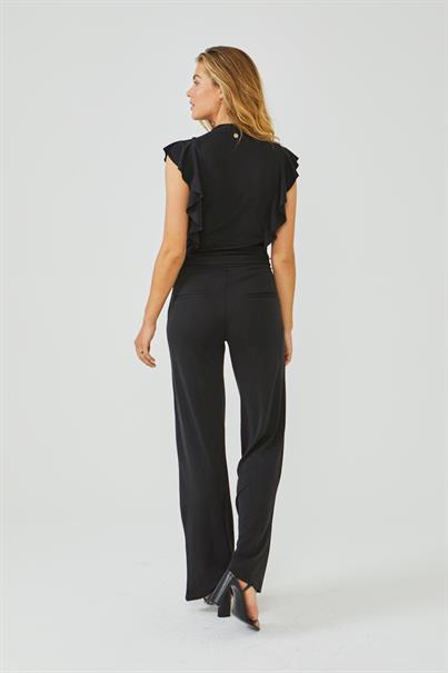 Aaiko jurk MAILINA MOD 120 in het Zwart