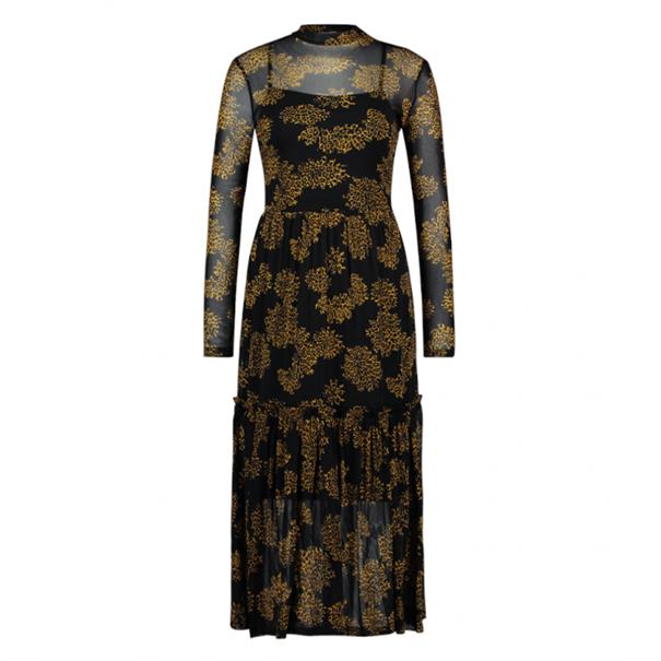 Aaiko jurk MIRLA PA 115 in het Geel