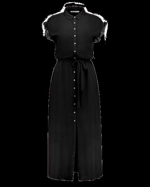 Aaiko jurk NIKA VIS 531 in het Zwart