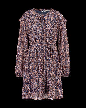 Aaiko jurk SAVINA PES 534 in het Licht Denim