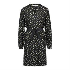 Aaiko jurk TESKE VIS 578 in het Zwart