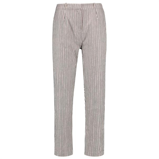 Aaiko pantalons AGRA CO 571 in het Ecru