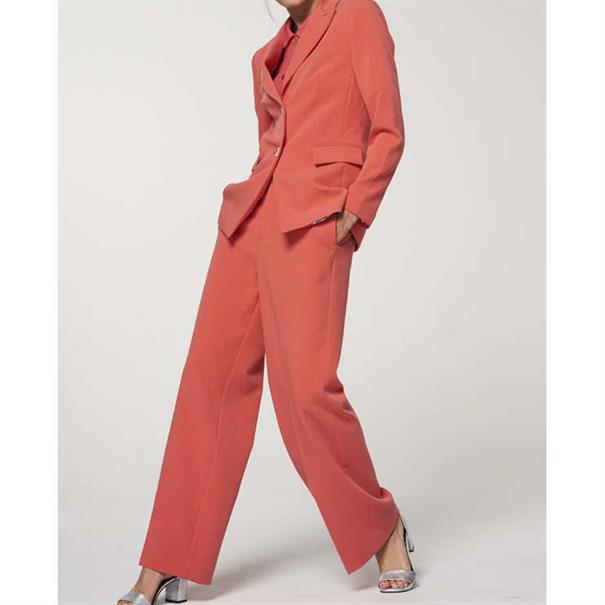 Aaiko pantalons CALIDA VIS 345 in het Rood