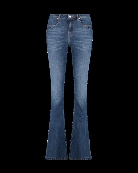 Aaiko pantalons GUSTA CO 617 in het Licht Denim