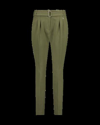 Aaiko pantalons LYATT WO 577 in het Licht Groen