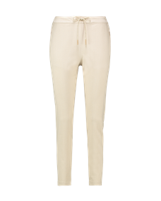 Aaiko pantalons POPPI VIS 541 in het Wit