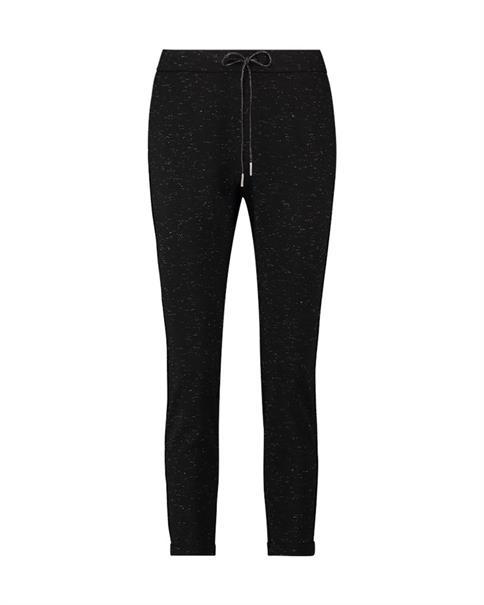 Aaiko pantalons POPPIN MULTI RAY in het Zwart