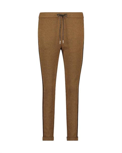 Aaiko pantalons POPPIN PIED PES in het Bruin