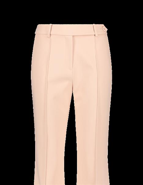 Aaiko pantalons VANTALLE VIS 345 in het Zacht roze