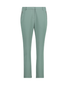 Aaiko pantalons VELASA VIS 345 in het Mint Groen