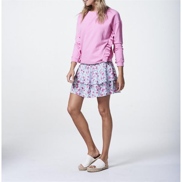 Aaiko sweater nerra in het Roze
