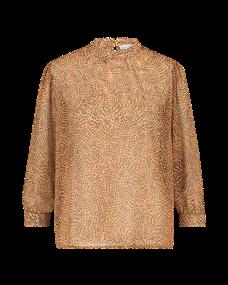 Aaiko t-shirts TOSHA PES 517 in het Oranje