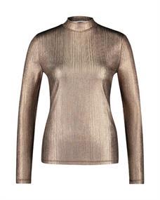 Aaiko t-shirts ZERA SHINY PES 23 in het Geel