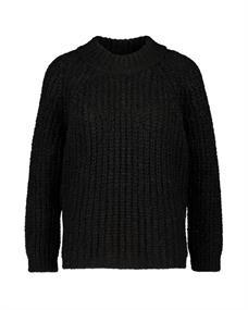 Aaiko truien MILLY WM 310 in het Zwart