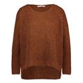 Aaiko truien PALERMO MOH 297 in het Bruin
