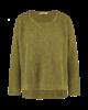 Aaiko truien PALERMO MOH 297 in het Olijf groen