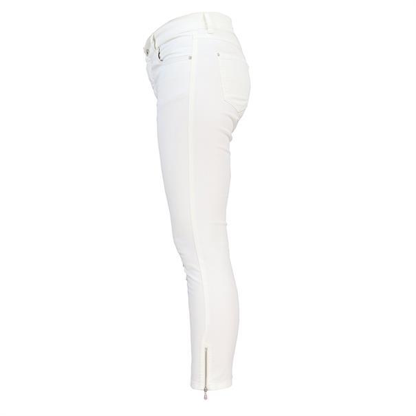 Angels 7/8ste broek Skinny 178120700 in het Offwhite