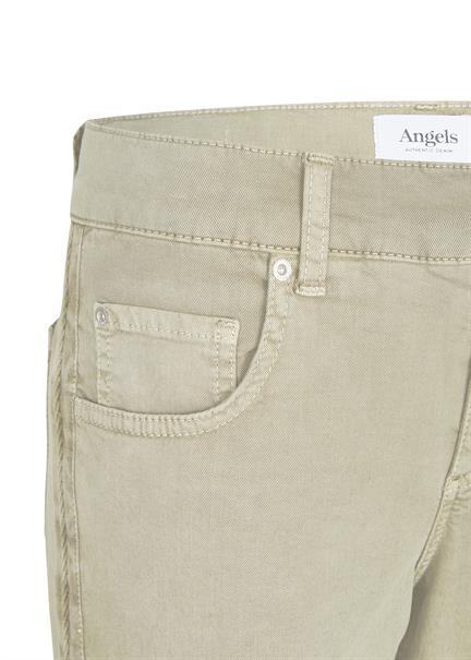 Angels broek Skinny 178124930 in het Ecru