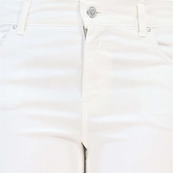 Angels broek Skinny 190120030 in het Offwhite