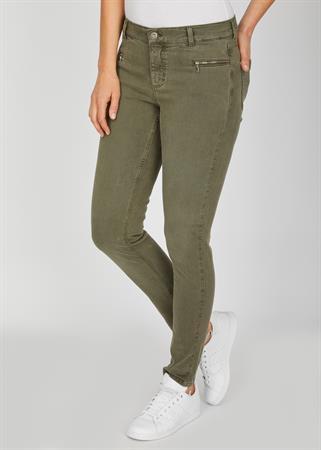 Angels jeans 1887700 in het Groen