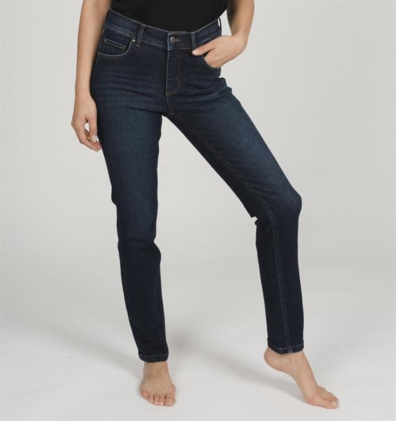 Angels jeans 32512 in het Donker Blauw