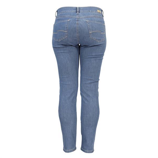 Angels jeans Cici 332340030 in het Licht Blauw