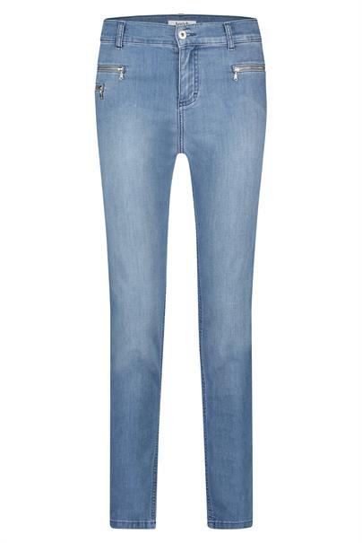 Angels jeans Malu 332770030 in het Licht Blauw
