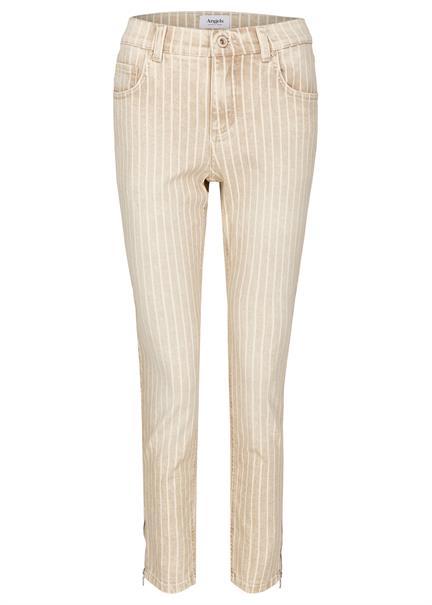 Angels jeans Skinny 296120700 in het Beige