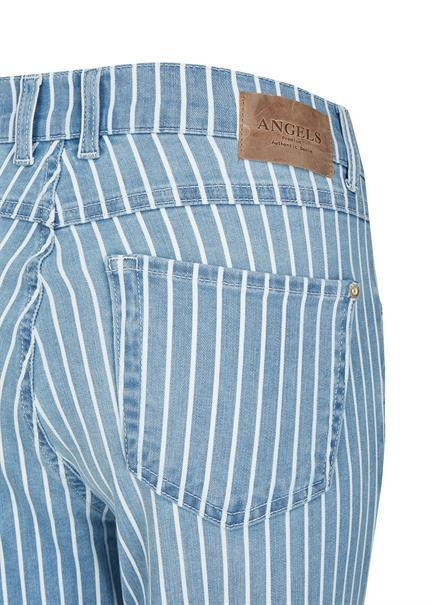 Angels jeans Skinny 296120700 in het Licht Blauw