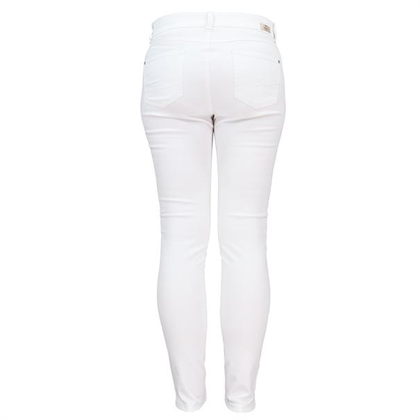 Angels jeans Skinny 332120030 in het Wit