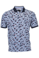 Baileys polo's Regular Fit 10-5238 in het Blauw