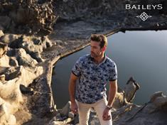 Baileys polo's Regular Fit 10-5272 in het Beige