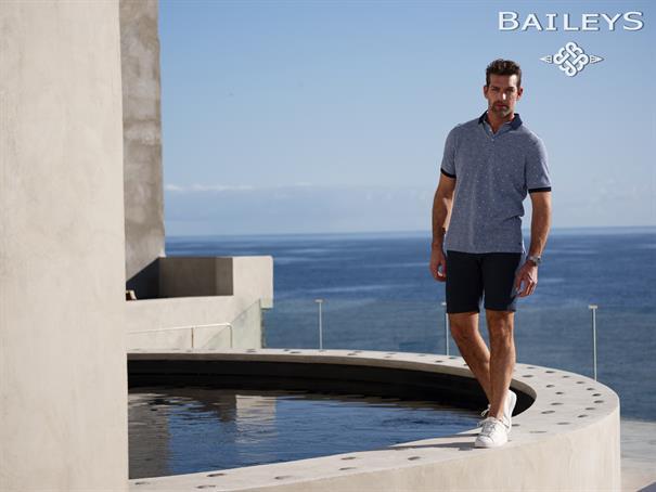 Baileys sale Regular Fit 10-5241 in het Blauw