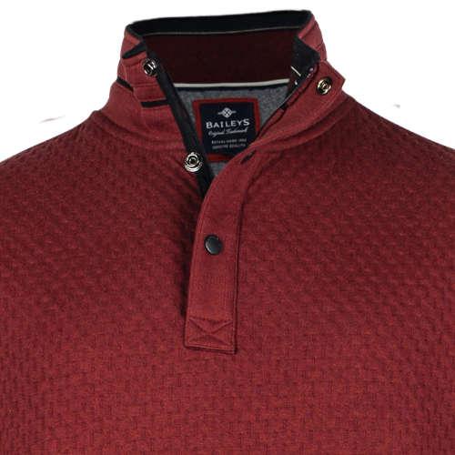 Baileys trui Regular Fit 923189 in het Rood