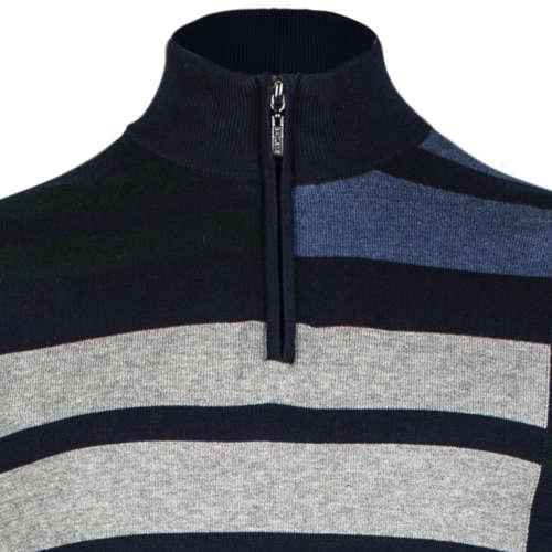 Baileys trui Regular Fit 928403 in het Blauw