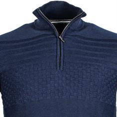 Baileys trui Regular Fit 928406 in het Donker Blauw
