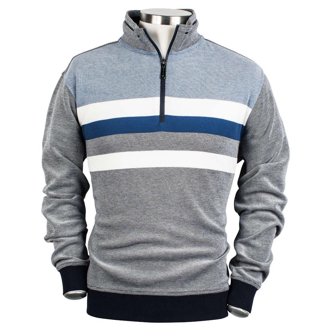 Smit Mode:  Baileys truien 91 3153 in het Blauw