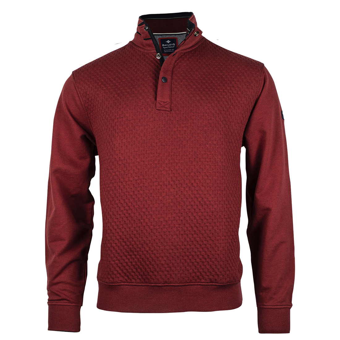 Smit Mode:  Baileys truien 923189 in het Rood
