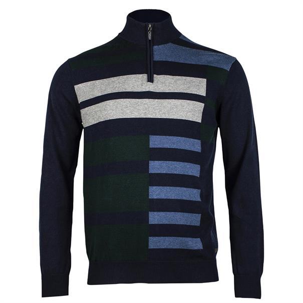 Baileys truien Regular Fit 928403 in het Blauw