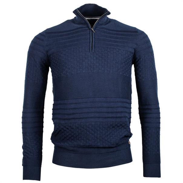 Baileys truien Regular Fit 928406 in het Donker Blauw