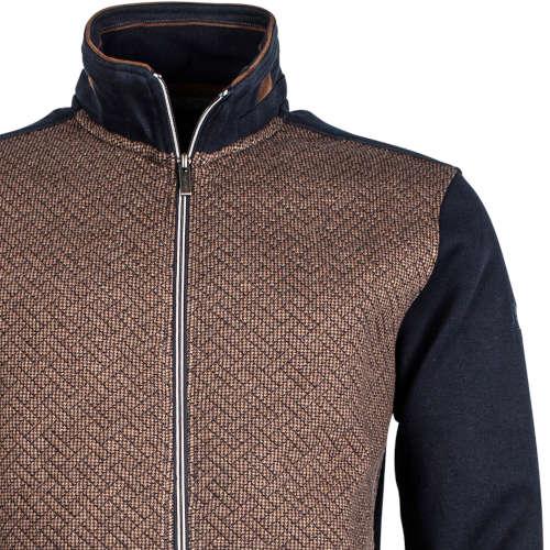 Baileys vest Regular Fit 922209 in het Camel
