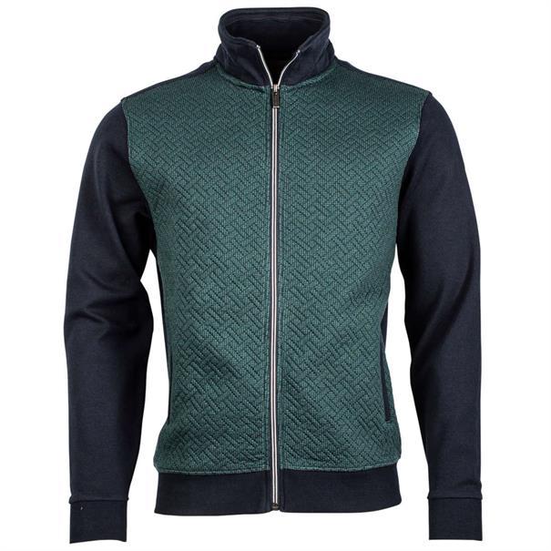 Baileys vest Regular Fit 922209 in het Groen