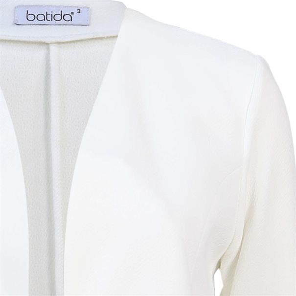 Batida blazer 8336 in het Ecru